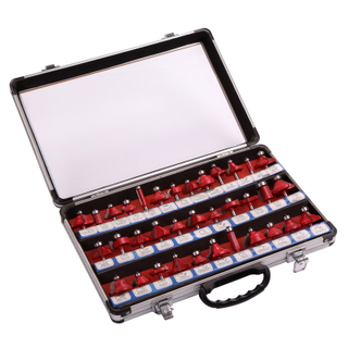 35PCS Router Bit Set ( plastic box )